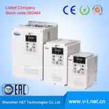 Mecanismo impulsor de la CA de la frecuencia VFD del convertidor de V&T/inversor conviviales 0.4 de la potencia a 3.7kw