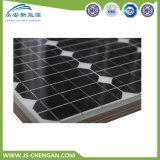 impianto di ad energia solare monocristallino del comitato di 80W TUV