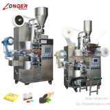 Máquina interna y externa certificada global del lacre del bolso de té