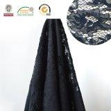Stickerei-Spitze-Gewebe-Polyester-Zutat-Fantasie-SchmelzePolyster Spitze der Qualitäts-2017 für Kleider u. Hauptgewebe 131