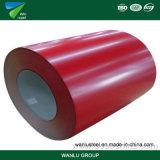 Beste Qualität beschichtete galvanisierten PPGI/PPGL vorgestrichenen Stahlring