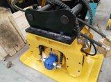 Exkavator-Straßen-Verdichtungsgerät-Platte für Cat320