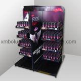 Heiße Verkaufs-Wellpappen-Fußboden-Standplatz-Bildschirmanzeigen/Karton-Bildschirmanzeige-Zahnstange für Spielwaren Wholesale