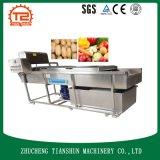 Многофункциональный запиток плодоовощ машины чистки чесального валок моющего машинаы картошки