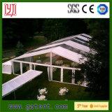 Qualitäts-ökonomisches Hochzeits-Zelt-transparentes Zelt-Ereignis-Zelt mit Dekoration