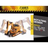 건강한 원격 제어 건축 트럭 R/C 가벼운 기술설계 굴착기 장난감