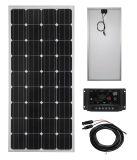 панель солнечных батарей 12V Mono 150W для домашней солнечной системы