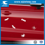 De veelkleurige Overdrukplaatjes van de Sticker voor Elektrische de Auto van de Motorfiets
