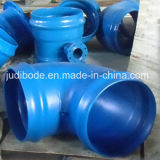 Flanged & Ductile Socketed Iron Fittings for PVC Pipe