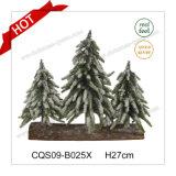 Decorazione artificiale di plastica dell'albero di Natale del regalo Handmade di H20-52cm