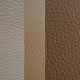 SGS Gold Certification Z063 Automotive Leather Upholstery Leather Steering Wheel Cover Leather couro artificial em PVC