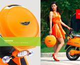 48V 450W Electric Motorcycle