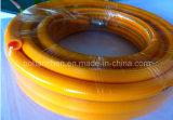 Tuyau en vaporisateur en coton renforcé en PVC