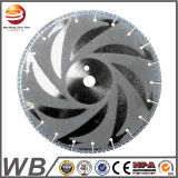 El corte circular del diamante consideró la lámina para el corte del mármol/del azulejo: Herramienta del diamante