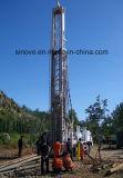 完全な油圧1000m鋭い深さ、SNR1000Cの井戸の掘削装置