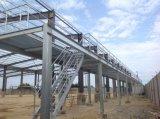 Plataforma Prefab de grande resistência e durável da construção de aço