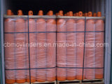 Bombole per gas dell'anidride carbonica 43.3L (standard di DOT-3AA)