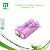 2600mAh una célula de batería del grado 18650 para el cargador portable de la potencia