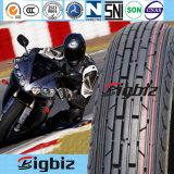 Gran fuente de la fábrica Heavy Duty Uso neumático de la motocicleta (5.00-12)