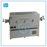 fornace della valvola elettronica di zona 1200c tre/fornace di laboratorio