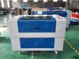 Cortadora del laser de la manía/cortadora plástica del laser del tubo 6090