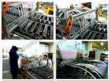 Línea de producción de toffee depositada con control PLC (GDT300-1)