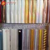 Clinquant d'estampage chaud pour le papier/plastique/cuir/textile/tissu/bois/glace