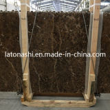 Demmer Dark Emperador Stone Marble per Backsplash, Bathroom, Vanity, Countertop