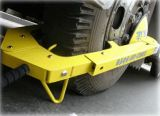 Steel inoxidável Wheel Clamp para Big Truck