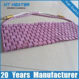 Rilievo di riscaldamento di ceramica dell'allumina flessibile di trattamento di preriscaldamento