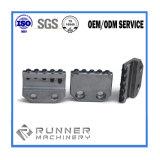 Pezzo meccanico di CNC del tornio su ordinazione di alluminio dell'acciaio inossidabile di alta precisione
