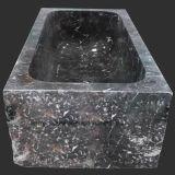 목욕탕을%s 고아한 자연적인 돌 화강암 대리석 온수 욕조 욕조