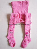Katoenen van de Baby van de Legging van de Panty van het Kind van het jonge geitje Strakke Dansende Legging