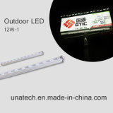 Im Freien wasserdichte LED Beleuchtung-Solaraluminiumlampen der Anschlagtafel-LED