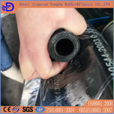 Boyau à haute pression en caoutchouc de vapeur de la température élevée SAE100r13