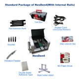 Le coût bas de transfert, matériel de SMT, 48 câbles d'alimentation de SMT, 2 appareils-photo, 4 têtes, supportent 0201-5050 l'ampoule, bande de DEL, Qfn, BGA