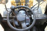 800のKgの熱い販売のセリウムCS908が付いている小型車輪のローダー