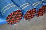 ULの証明書が付いているASTM A135 Sch10の赤い塗られた鋼管