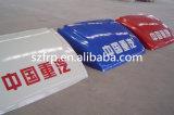 Deflettore dell'aria del vento della vetroresina per il camion o Van resistente