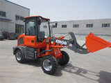 Ce Approved Everun Brand 0.8 Ton Small Front Loader Without Cabin per Market europeo