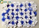 壁および背部低下のための結婚式の花