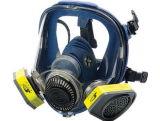 シリコーンの物質的な太字の大きい眺めの軽量の安全マスクRespirtor