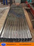 G550 gewelltes galvanisiertes Eisen/Stahl-/Metalldach-Blatt/Platte nach Afrika