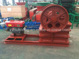 アフリカのHuahong Small Diesel Engine Jaw Crusher Widely Used