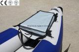 新しいデザインPVCジェット機のカヤック(HSE 3.4-4.2m)