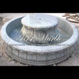 Мраморный каменный бассеин Mpl-103 сада