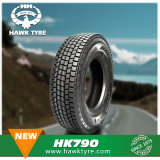 모든 강철 광선 저프로파일 동일한 Dunlop 질 중국 트럭 트레일러 타이어 (11R22.5 11R24.5 295/75R22.5 285/75R24.5)