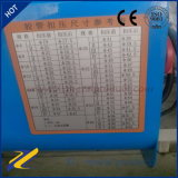 PLC van Ce Plooiende Machine van de Slang van de Controle de Hydraulische