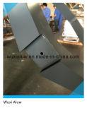 Profil en aluminium avec la couleur différente