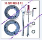 중국 스테인리스 고추 곡물 향미료 분쇄기 선반 기계